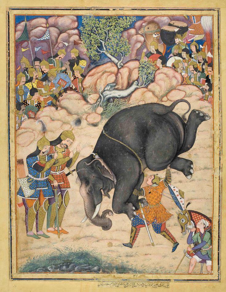 Hamza & Elephant