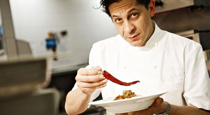 "Francesco Mazzei: ""My Cooking Style? It's 'Nduja Proudness"""