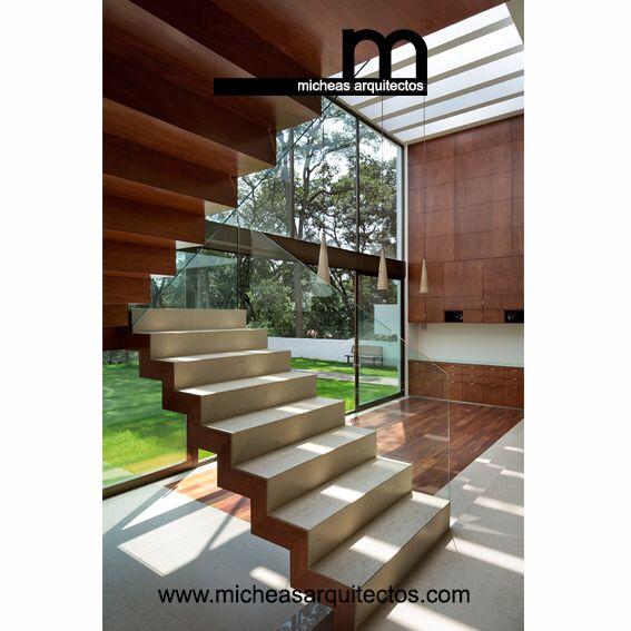 P&B • Micheas Arquitectos • escaleras