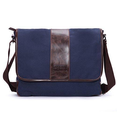 Oferta: 16.99€. Comprar Ofertas de Eshow bolsos de bandoleras hombre a hombro multifuncional de tela retro casual para viaje barato. ¡Mira las ofertas!