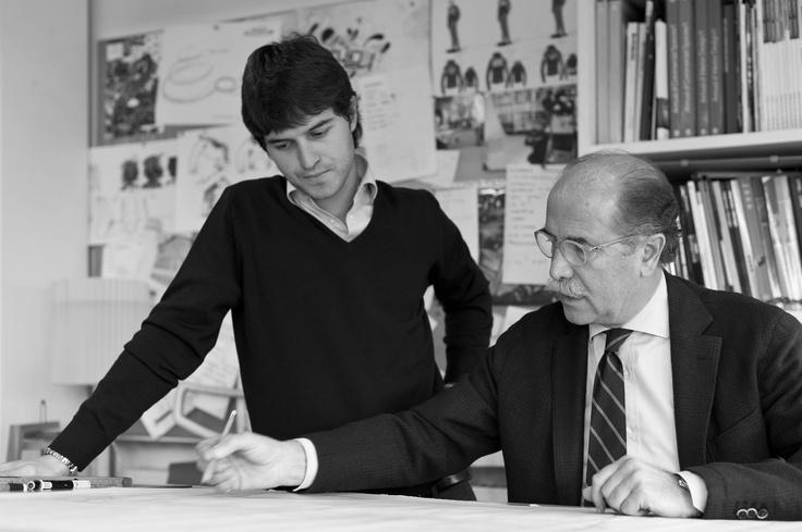 Paolo Favaretto and Francesco Favaretto