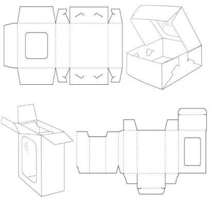 window_style_carton_box