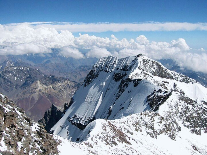 Seven Summits #2 - Aconcagua, Argentina