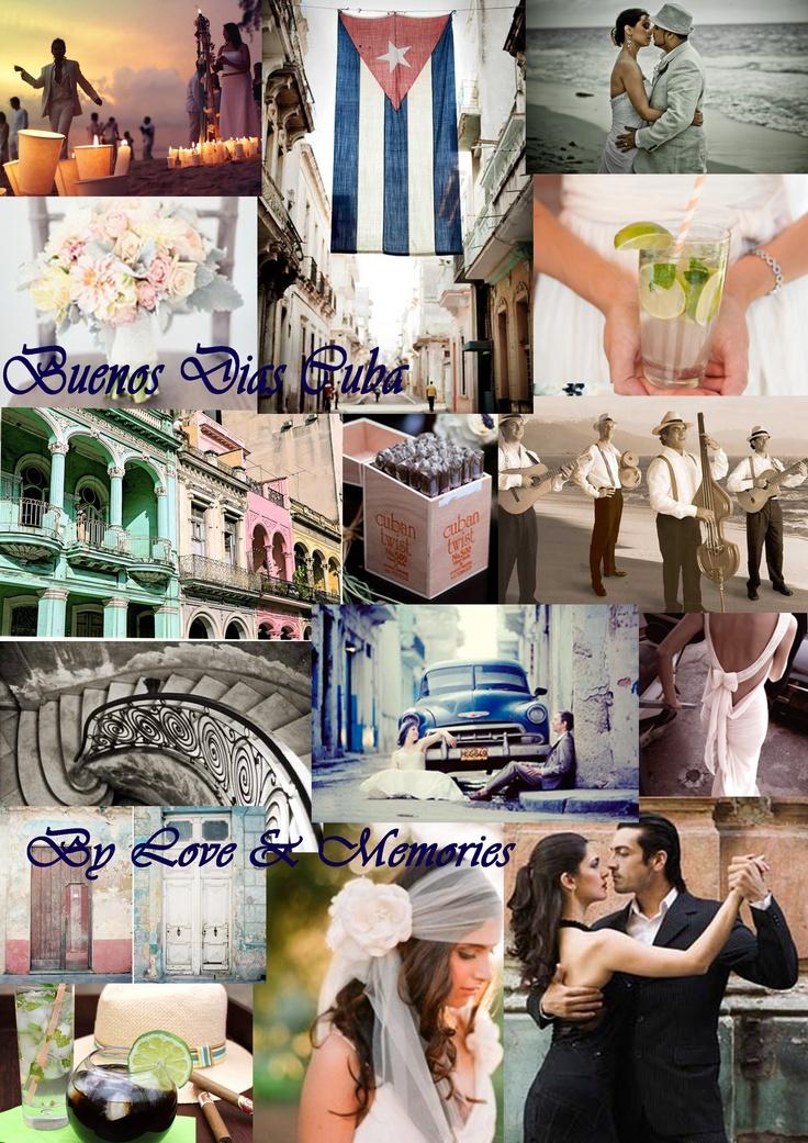 Cuba wedding