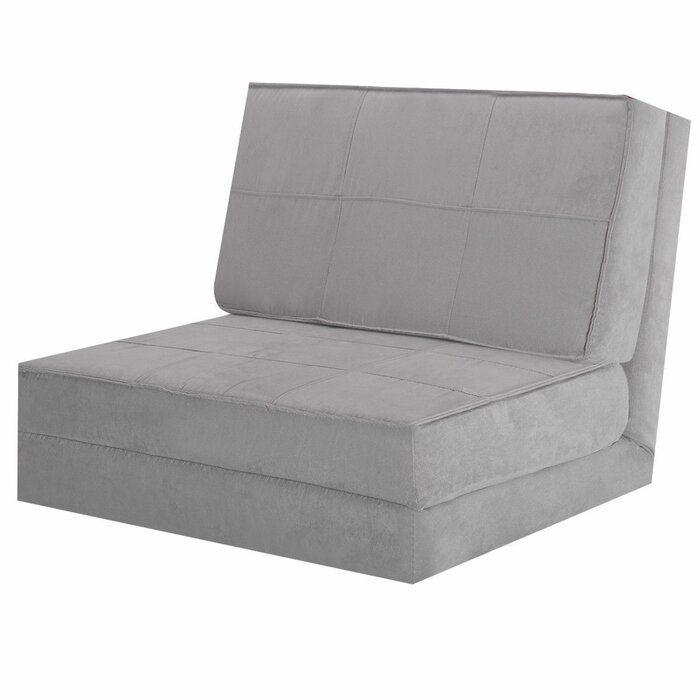 Bowden Chaise Lounge Folding Sofa Bed Sleeper Bed Folding Sofa
