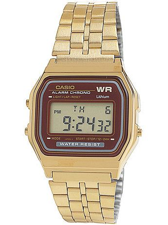 Digital Clock Watch American Forward