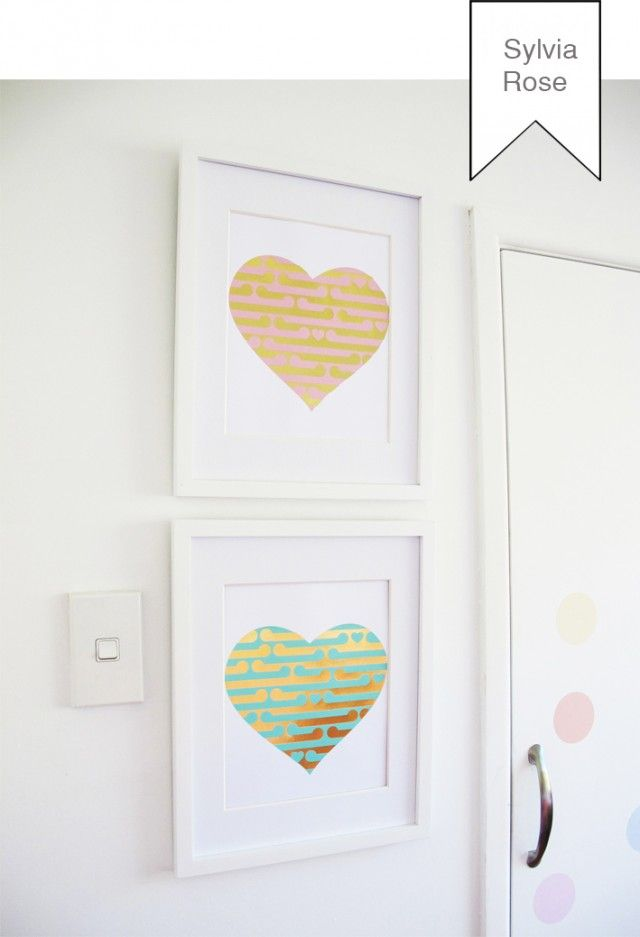 Roomie / New Prints from Sylvia Rose