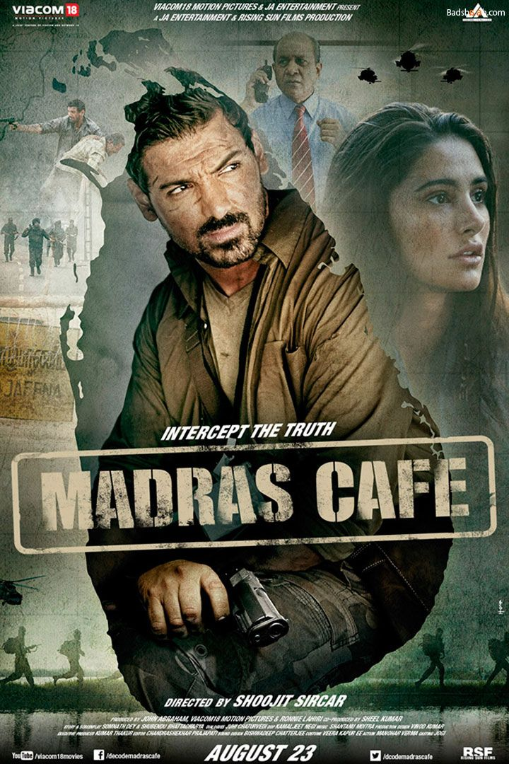 #MadrasCafe (2013), #MadrasCafe #Wallpapers, #Movie Details, #Story Line, #Movie Starcast, all info