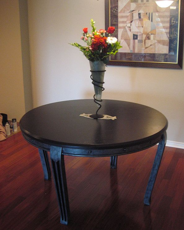 Forza Metal | Residential Iron dining table