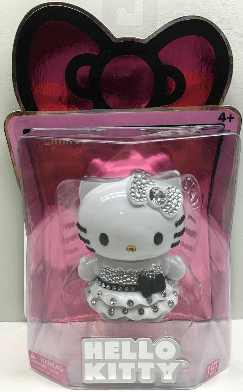 (TAS032415) - 2014 Sanrio Limited Edition Collectible Hello Kitty Figure