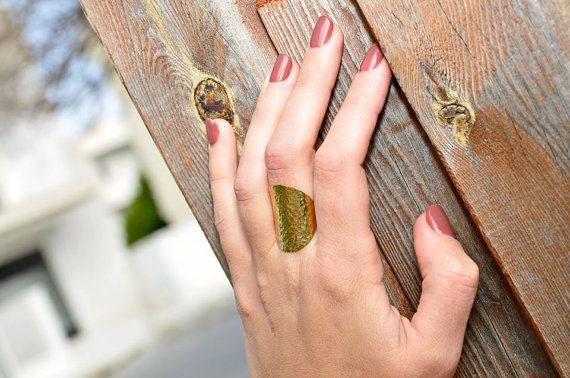 """Handmade gold or silver """"such as"""" ring//Unique Brass Ring/Hammered Ring/Adjustable Ring/Chic Ring/Unique and Stylish/Greek Style/Beautiful"""