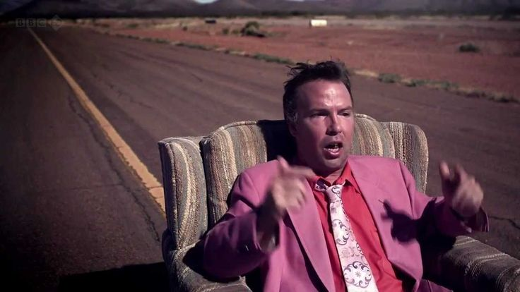Doug Stanhope - Reality TV Needs Assholes (Charlie Brooker's Weekly Wipe)