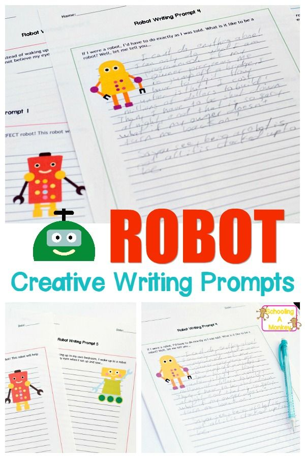 creative writing templates for elementary students Help your students develop their imaginations with these story starters for kids, blank creative writing templates and creative writing prompts.