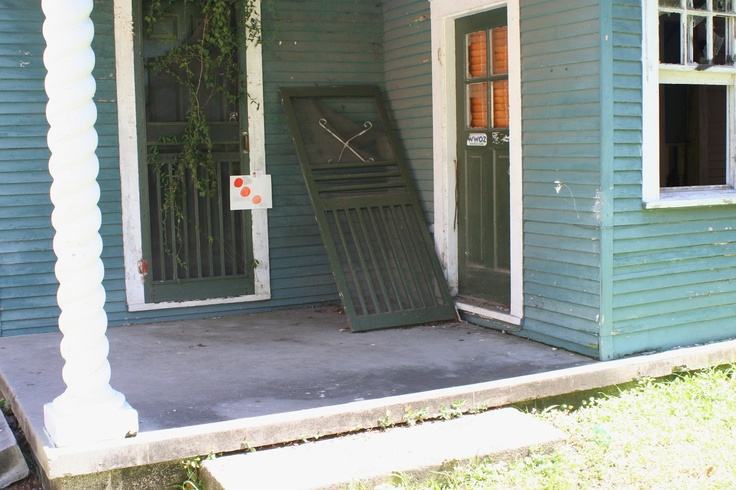 Dumping Bodies in New Orleans, Louisiana