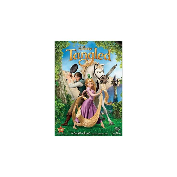 Tangled (dvd_video), Movies