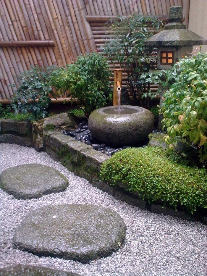 Kleinergarten 1001 Ideen Fur Moderne Gartengestaltung Zum Geniessen An Warmen Tagen Japanese Garden Landscape Small Japanese Garden Zen Garden Design