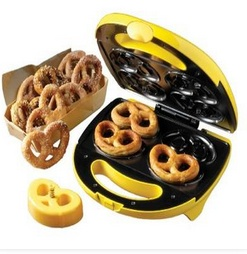 Soft Pretzel Maker. What dude wouldn't love this in his dorm room!? See more Dorm Room Decor for Dudes on: http://blog.gifts.com/gift-guides/dorm-decor-for-dudes