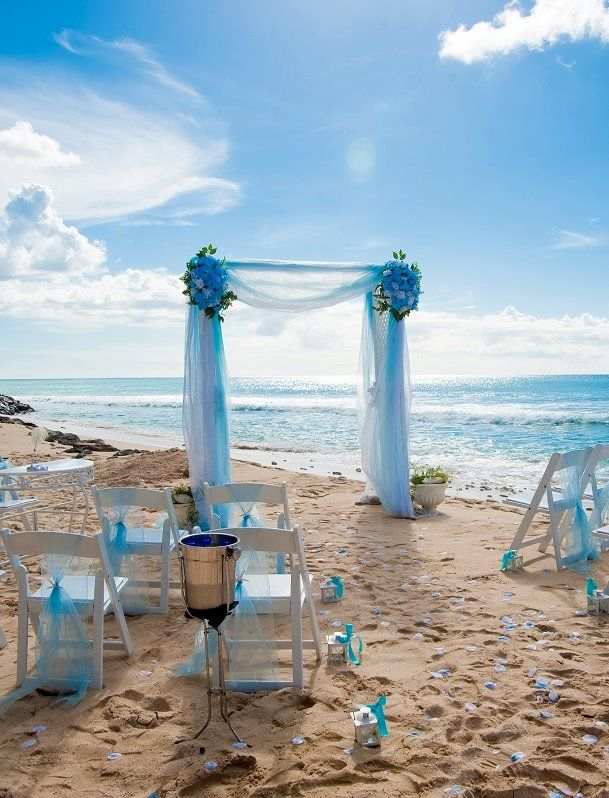 Tropical Wedding In Barbados By Isle I Do Weddings At Totally