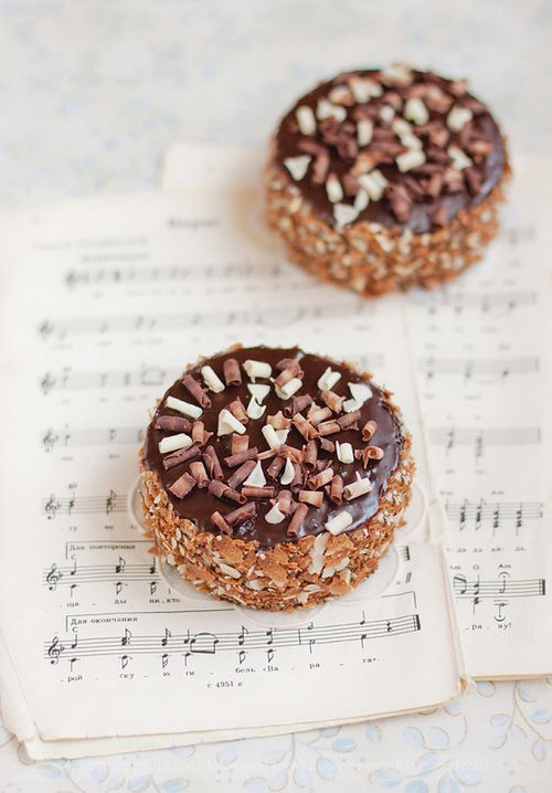 Musical chocolate