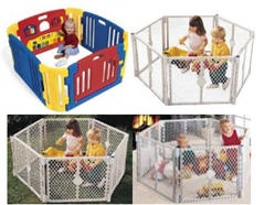 Looking play yards for babies? You'll find best baby play yard gate includes North States Superyard xt and Summer baby gates with best price.