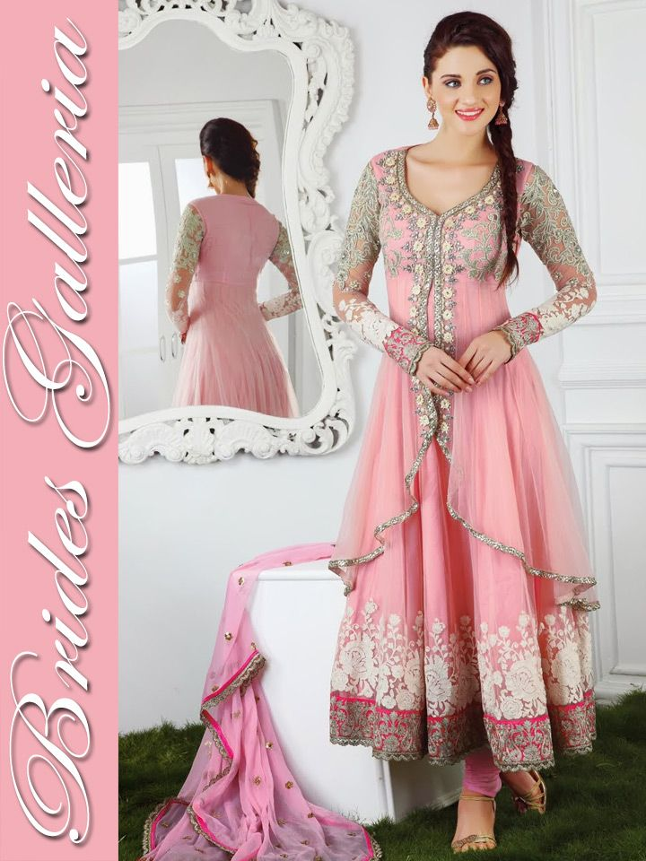 Pink Net Anarkali Suit Pink Net Anarkali Suit [BGSU 12586] - US $166.86 : Designer Sarees , Anarkali Suit, Salwar Kameez with duppata, Bridal lehenga Choli, Churidar Kameez, Anarkali Suit, Punjabi Suit Designer Indian Saree, Wedding Lehenga Choli