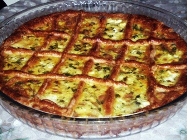 Lor Peynirli Tart Tarifi olarak adlandırdığımız bu tarif içerisinde biraz tuzlu peynir kullanarak oldukça leziz bir tart hazırlayabilirsiniz.