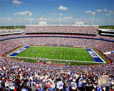 Ralph #Wilson Stadium, home of the #Buffalo #Bills.