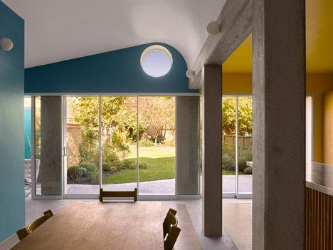 Sanderson House by David Kohn Architects