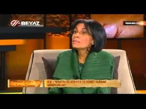 Cemalnur Sargut'la Aşk'a Yolculuk - BEYAZ TV (15.03.2015) - YouTube