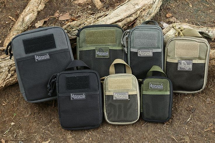 Maxpedition EDC Pocket Organizers | | MAXPEDITION IN ACTION