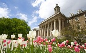 Penn State Ranked No. 46 Globally, No. 29 Nationally- but it'll always be #1 in our hearts!