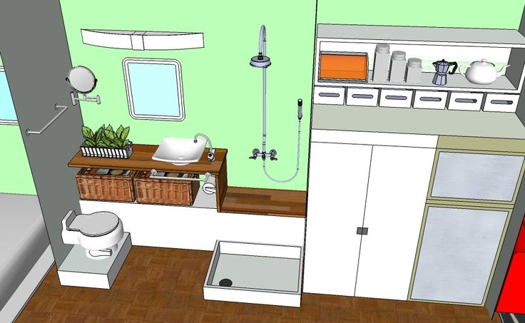14 best mexican oilcloth images on pinterest oilcloth for Sketchup bathroom sink