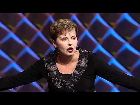 "Joyce Meyer - December 20, 2011- ""Trusting God When You Do Not Understand."""