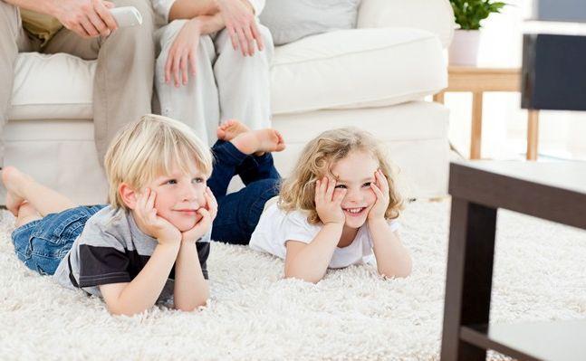 Efectele negative ale televizorului asupra copilului