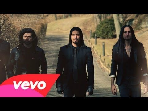 Pop Evil - Trenches  (this is great for working out to, and it's best when played LOUD)