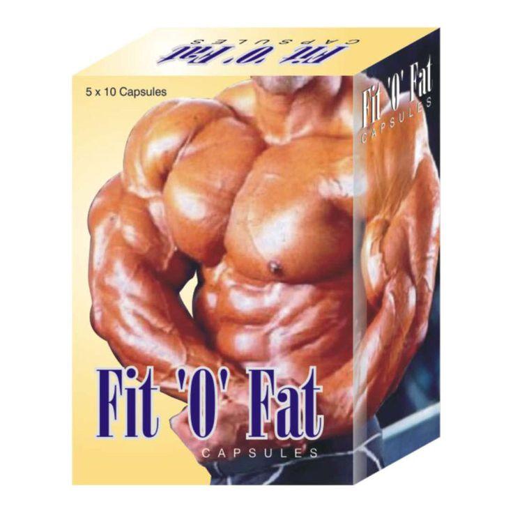 Natural Weight Gainer Pills, Herbal Increase Muscle Gain Supplement 50 Capsules #FitOFat