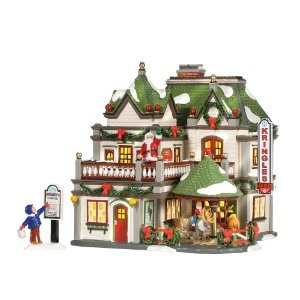 Snow Village Dept 56