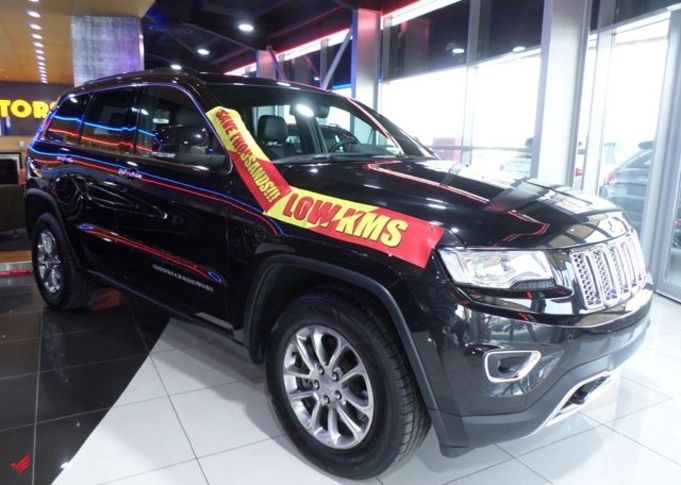 2015 Jeep Grand Cherokee Ltd V8 5 7 Ltr Https Www