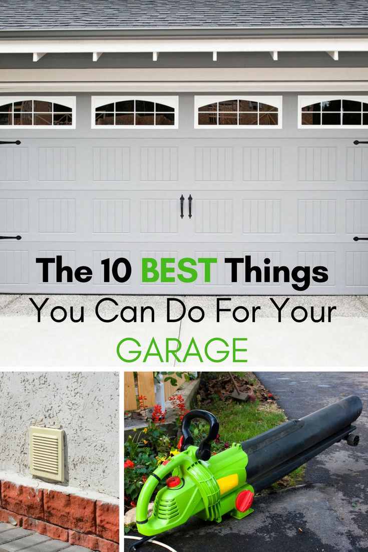 Do These 10 Things For A Functional Andanized Garage