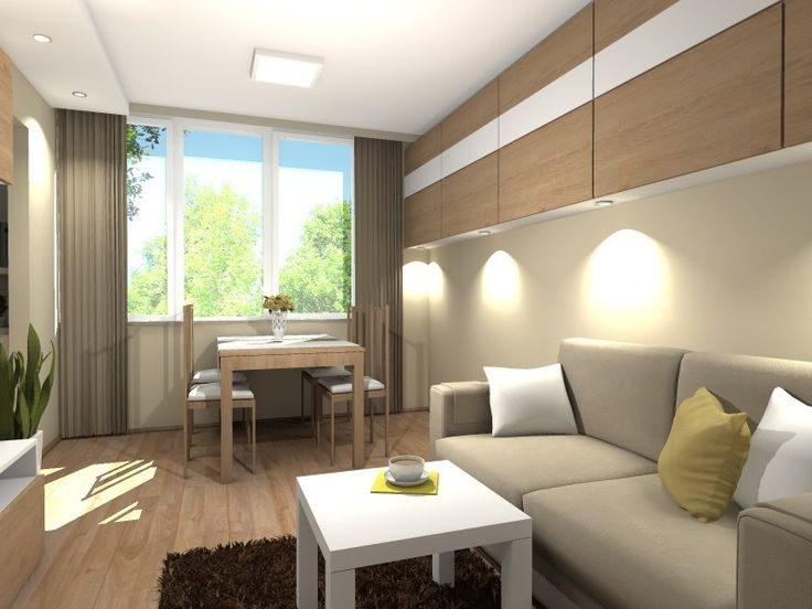 Mieszkanie w bloku 38m2 (Warszawa - Mokotów)