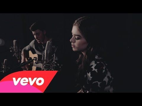 Shawn Mendes & Hailee Steinfeld:Stitches (Acoustic)...🍥