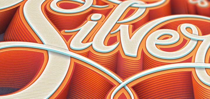 Amour de Typographie