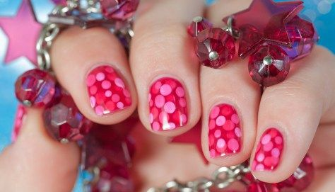 Top 22 Pink Summer Nail Art Ideas 2018
