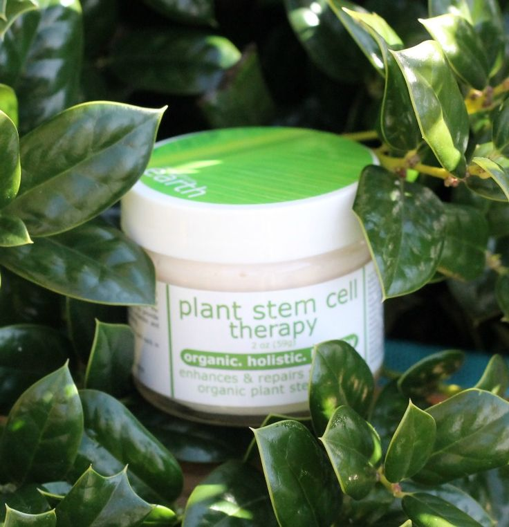 Restore Your Skin With Made From Earth Plant Stem Cell Therapy. #Hyaluronic Acid + Organic Plant Stem Cells.