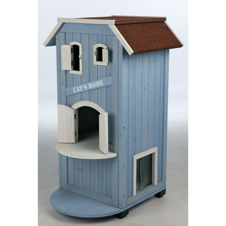 Trixie Katzenhaus Cats Home 44091 von Trixie günstig bestellen