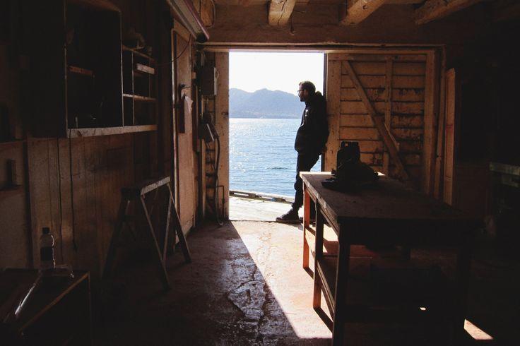 DoP Jacob Møller in Bergen, Norway