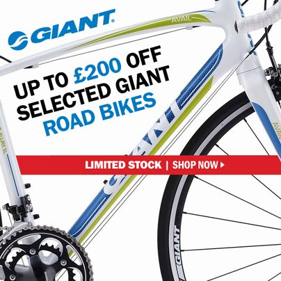 Save up to £200 off selected Giant bikes! You'll need to be quick as we only have limited stock: http://www.wheelies.co.uk/catalogue.aspx?filter9=2014+Giant+Road+Bike+Sale&utm_source=pinterest&utm_medium=social&utm_content=image&utm_campaign=20140728_reduced_giant_bikes