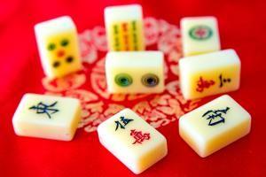 Mahjong Solitär
