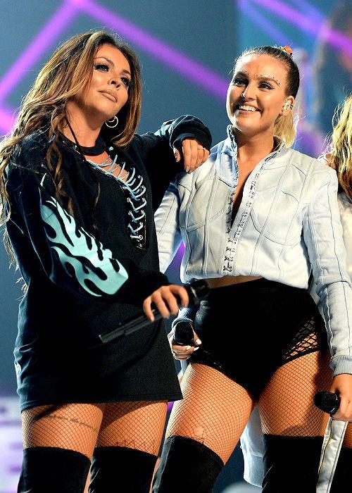 "littlesmixs: "" Little Mix peform at the BBC Radio 1 Teen Awards on October 23rd, 2016. © """