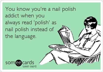 Haute Lacquer: Nail Polish Addict Post
